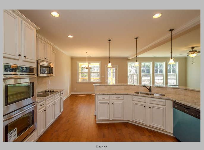Lot 24 Kitchen